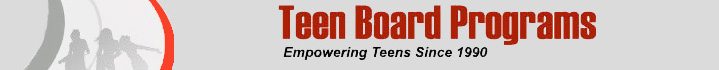 Teen Board Programs
